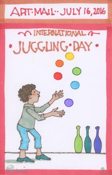 Juggling 2016