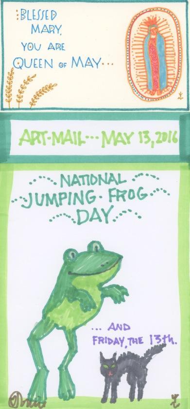 Jumping Frog 2016