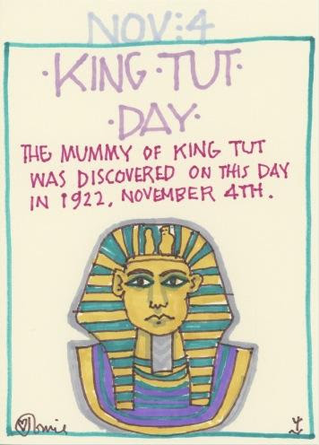 King Tut 2017
