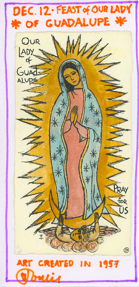 Lady of Guadalupe 2014