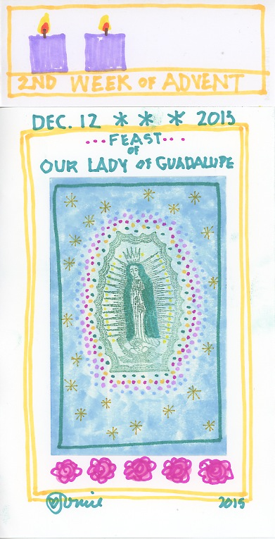 Our Lady of Guadalupe 2015
