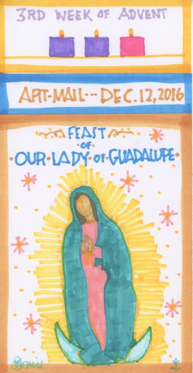 Lady of Guadalupe 2016