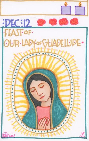 Our Lady of Guadalupe 2017