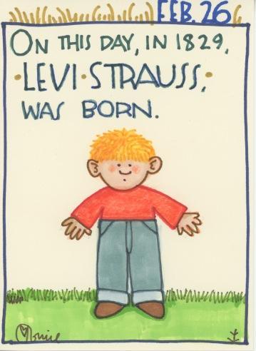 Levi Strauss 2017