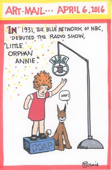 Little Orphan Annie 2016
