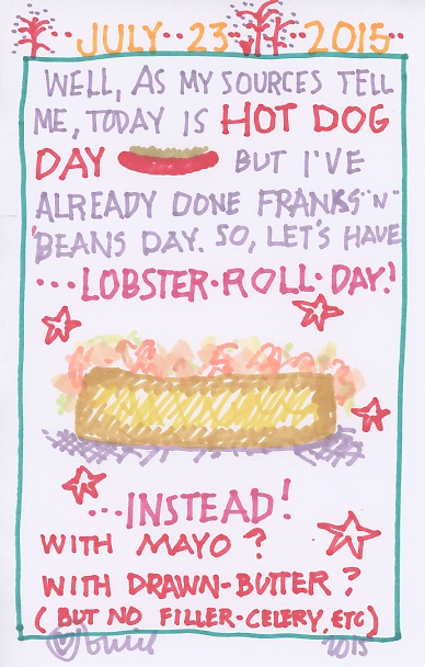 Lobster Roll 2015