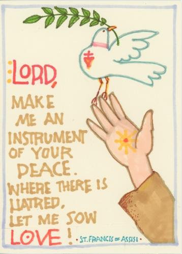 Lord Make Me an Instrument 2017