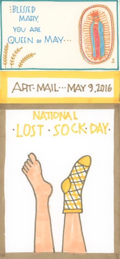 Lost Sock 2016