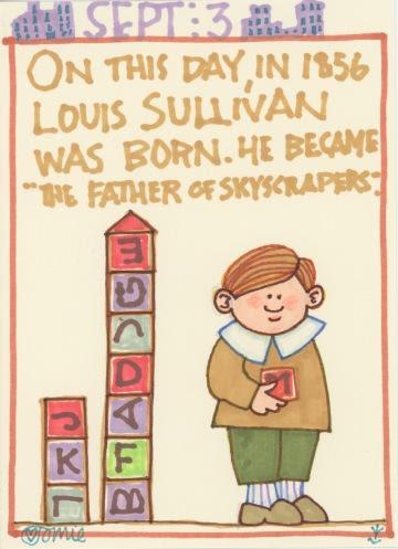Louis Sullivan 2017