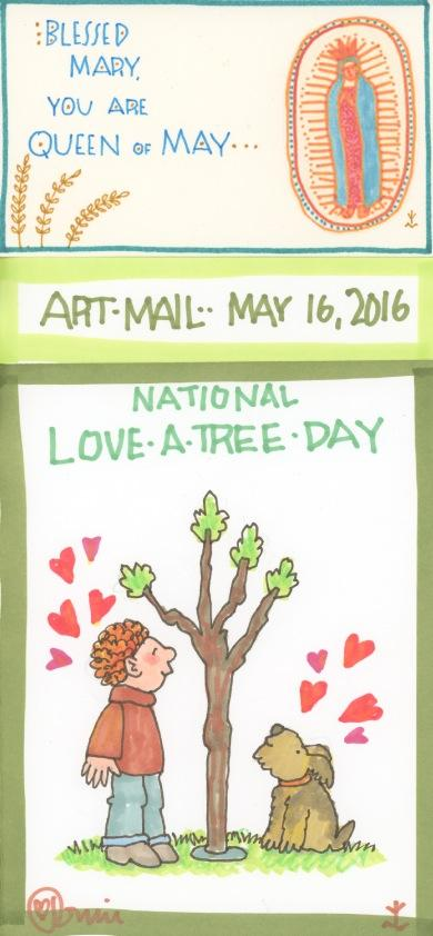 Love a Tree 2016
