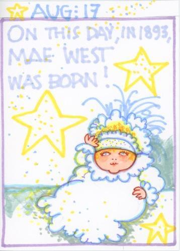 Mae West 2017
