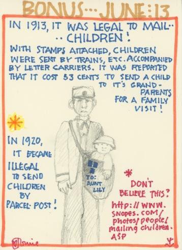 Mailing Children 2017