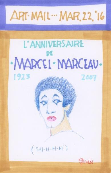Marcel Marceau 2016