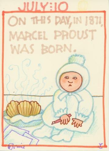 Marcel Proust 2017