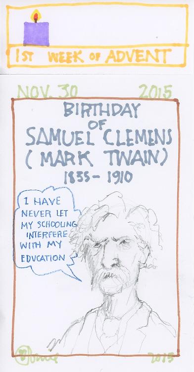 Mark Twain 2015