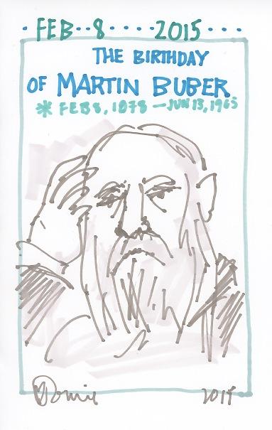 Martin Buber 2015