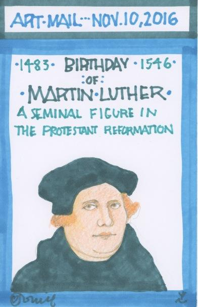 Martin Luther 2016