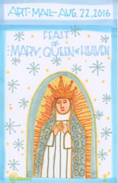 Mary Queen of Heaven 2016