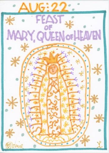 Mary Queen of Heaven 2017