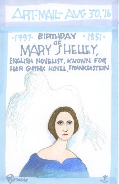 Mary Shelley 2016