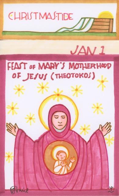 Mary's Motherhood 2017