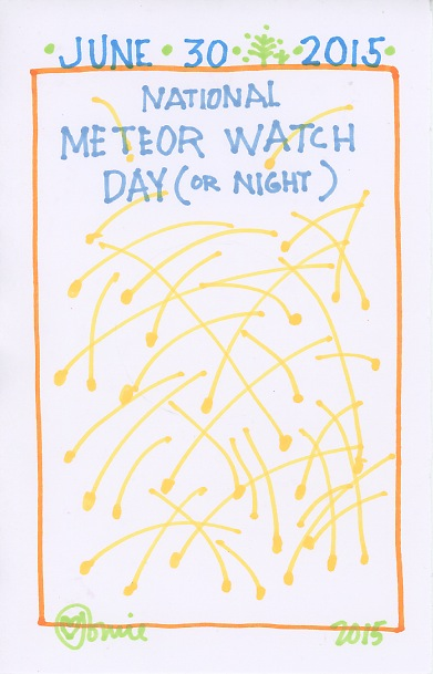Meteor Watch 2015