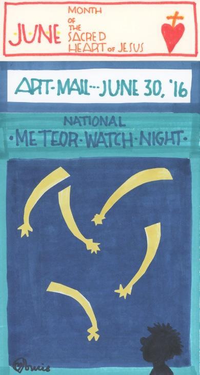 Meteor Watch 2016