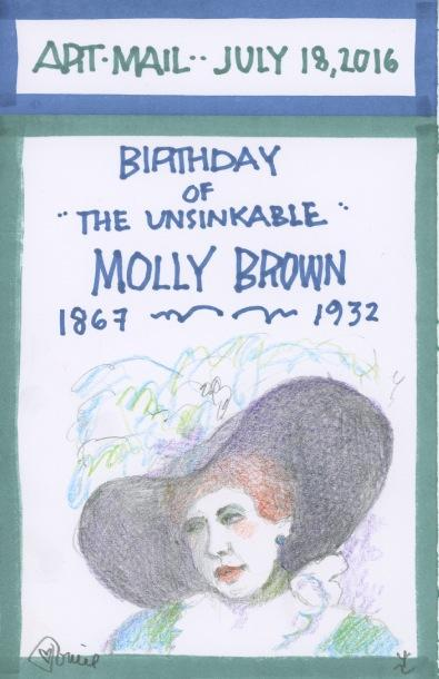 Molly Brown 2016