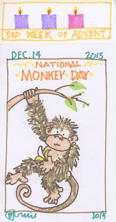 Monkey 2015