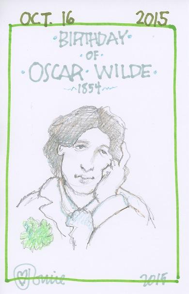 Oscar Wilde 2015
