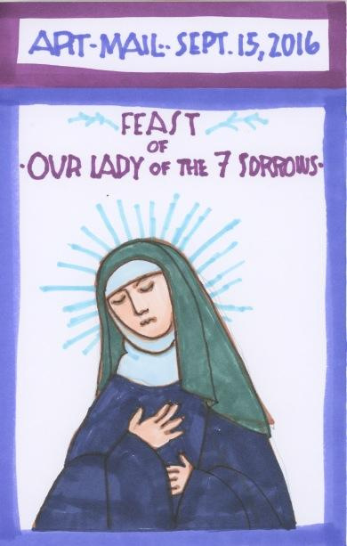Our Lady of the Seven Sorrows 2016