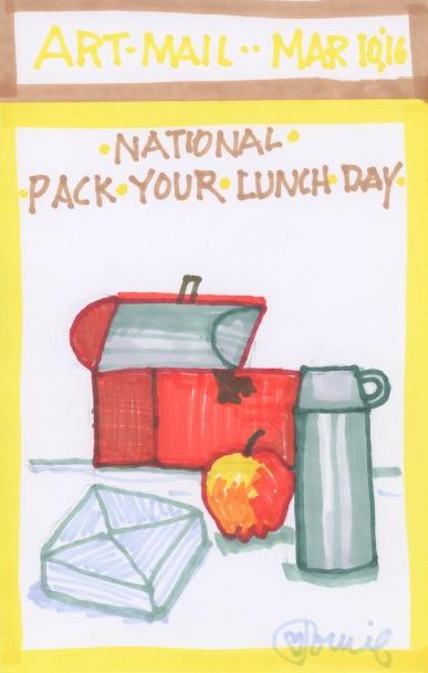 Pack Your Lunch 2016