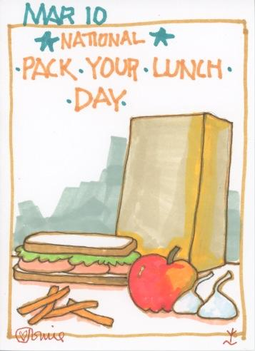 Pack Your Lunch 2017