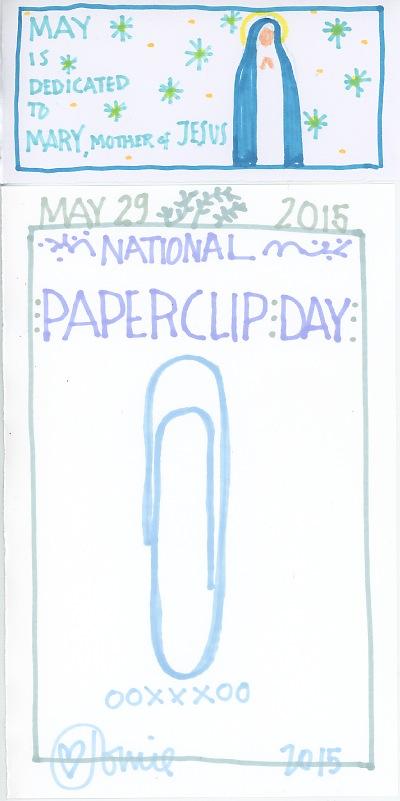 Paper Clip 2015
