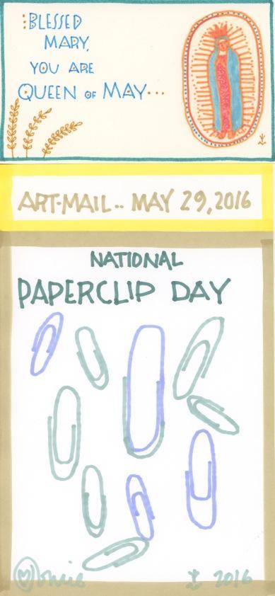 Paper Clip 2016