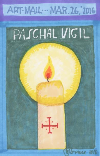 Paschal Vigil 2016