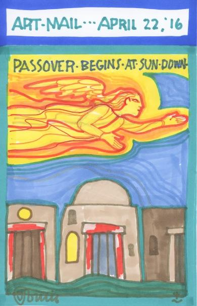 Passover Sundown 2016