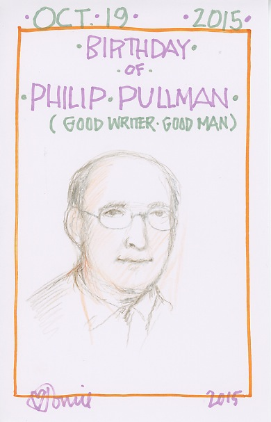 Philip Pullman 2015