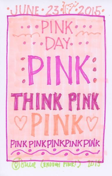 Pink 2015