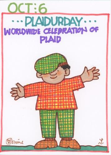 Plaidurday 2017