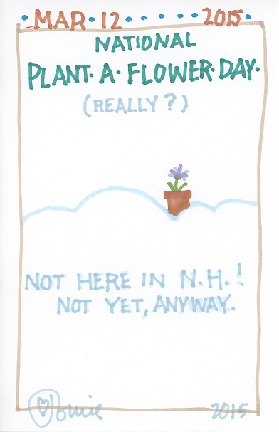 Plant a Flower 2015