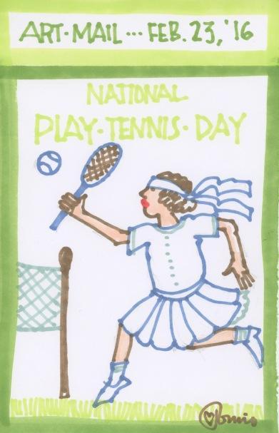 Play Tennis 2016