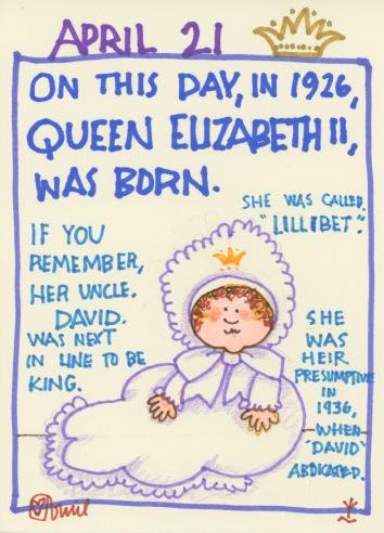 Queen Elizabeth II Birthday 2017