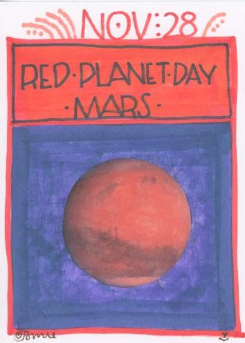Red Planet - Mars 2017
