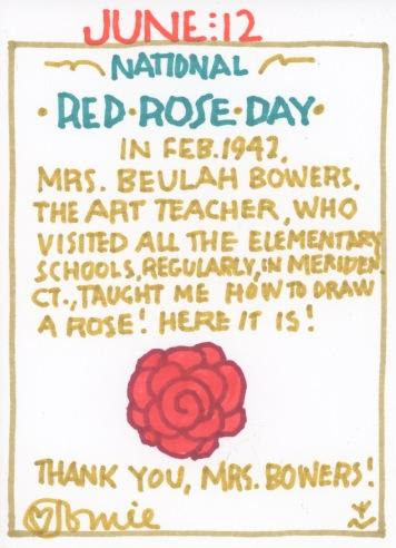Red Rose 2017