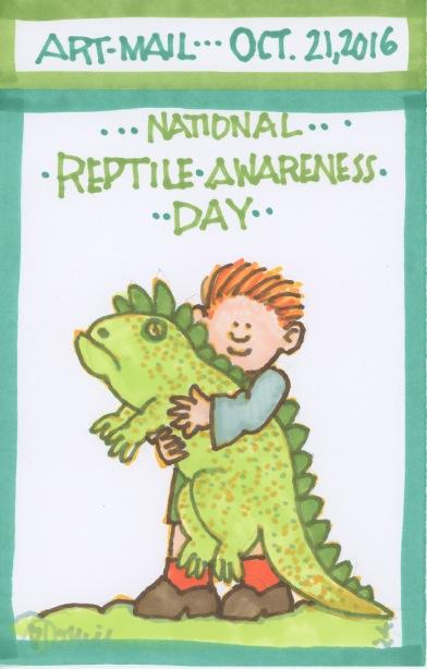 Reptile Awareness 2016