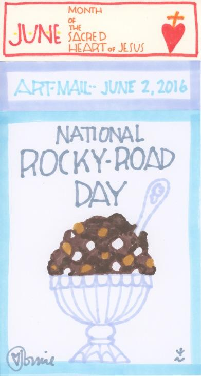 Rocky Road 2016
