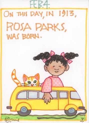 Rosa Parks 2017
