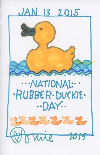 Rubber Duckie 2015