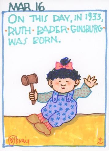Ruth Bader Ginsburg 2017